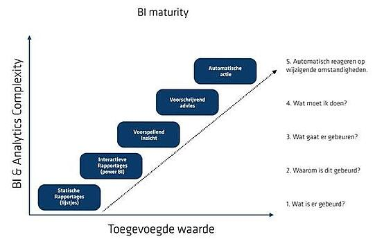 BI Maturity ladder