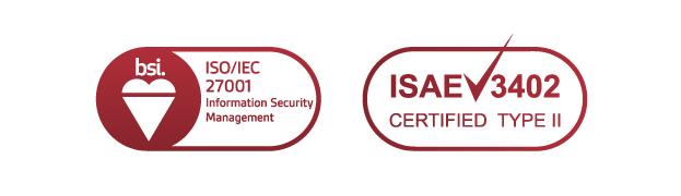 OGD ict - ISO certificaat